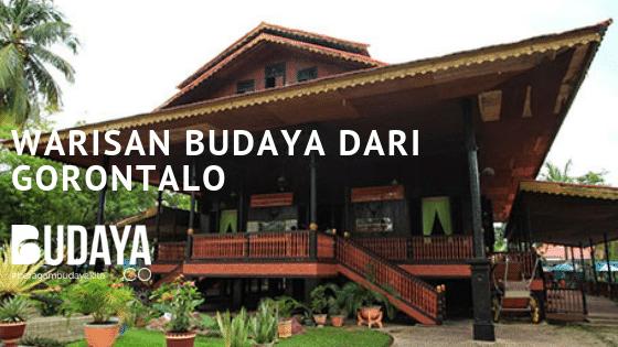 Warisan Budaya dari Gorontalo