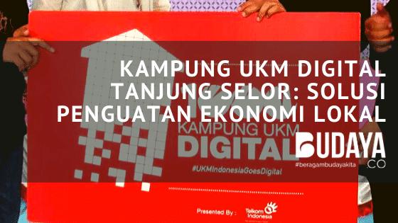 Kampung UMKM Digital Tanjung Selor