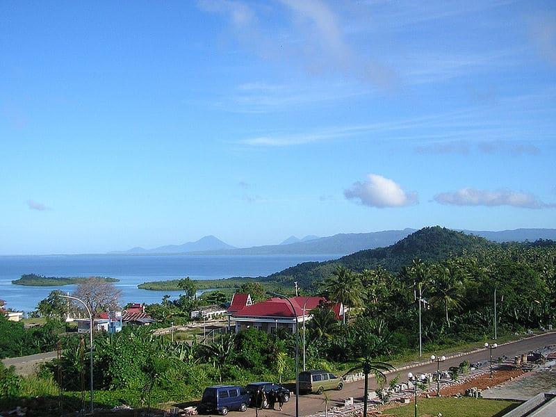 Sepi Tapi Damai Kota Sofifi di Ternate Maluku Utara
