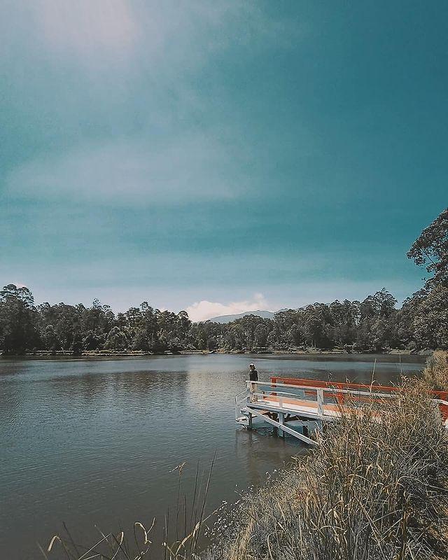 Tempat wisata di Bandung, Situ Cisanti.
