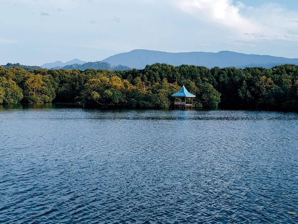 Pemandangan Jayapura, Papua, Indonesia