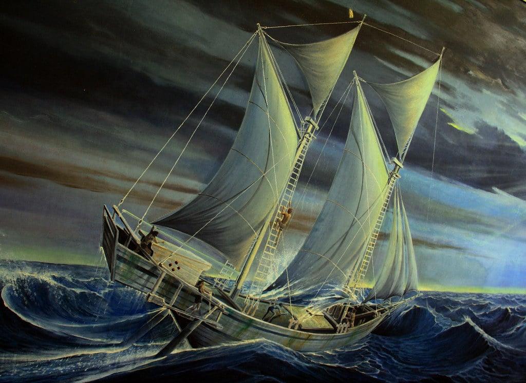 Sejarah Kapal Pinisi